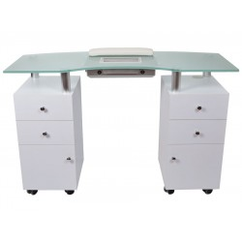 Table de Manucure Luxe Pro