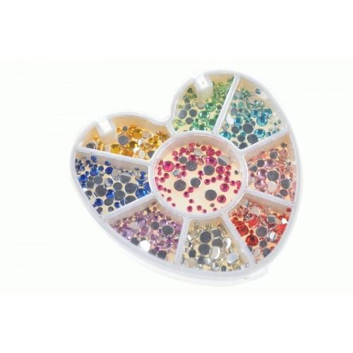 Diamants Rond de différentes tailles