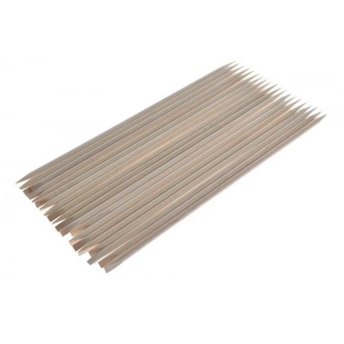 Bâtonnets en bois d'oranger