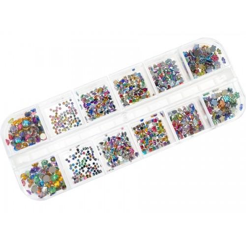 Diamants multicolor