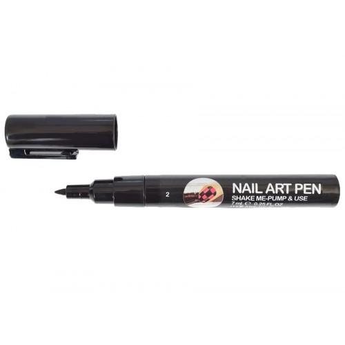 Nail Art Pen Schwarz