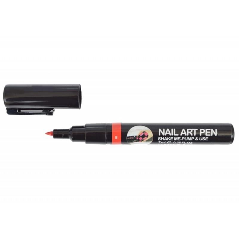 Nail Art Pen Rouge