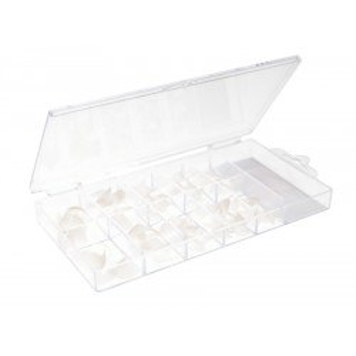 100x Tips Blanc amande