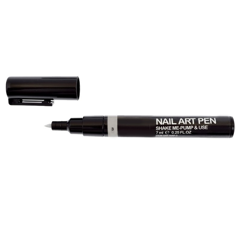 Nail Art Pen argenté