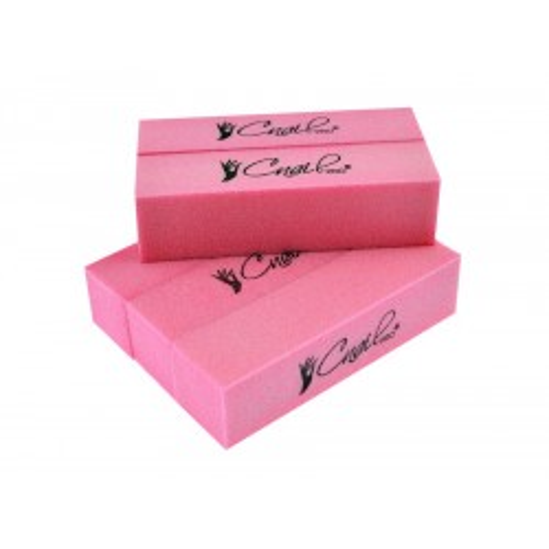 Schleifblöcke rosa