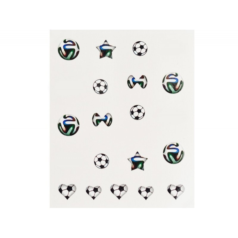 Stickers Fußball 2