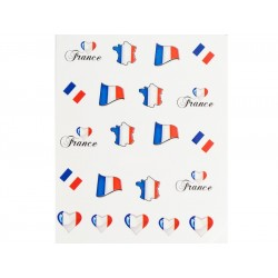 Stickers Drapeau France