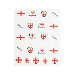 Stickers Flagge England