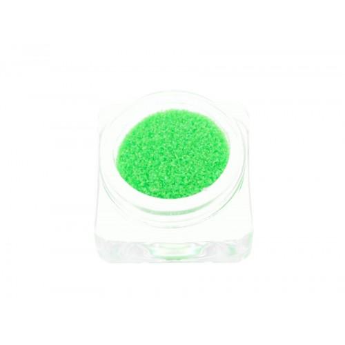 Glitters vert fluo