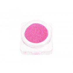 Glitters pink fluo