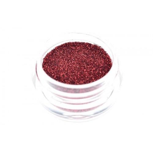 Glitter rouge
