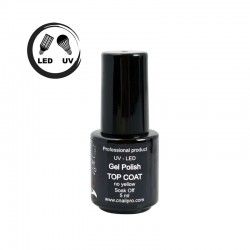 Vernis Semi-Permanent Top Coat UV / LED 5ml