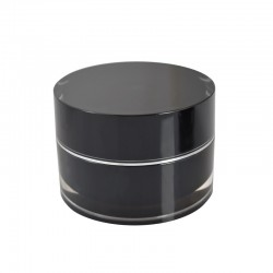 Pot noir 30 ml vide
