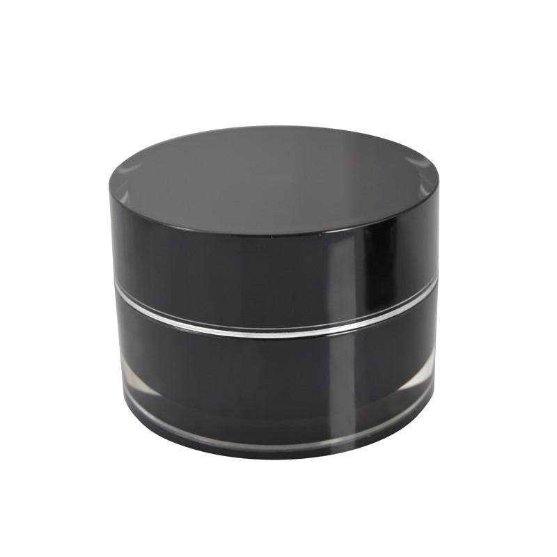 Pot noir 30 ml vide