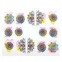 Stickers Mandala 433