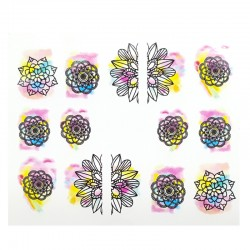 Stickers Mandala 433