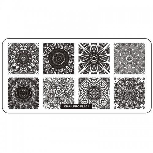 Plaque pour Stamping PL051