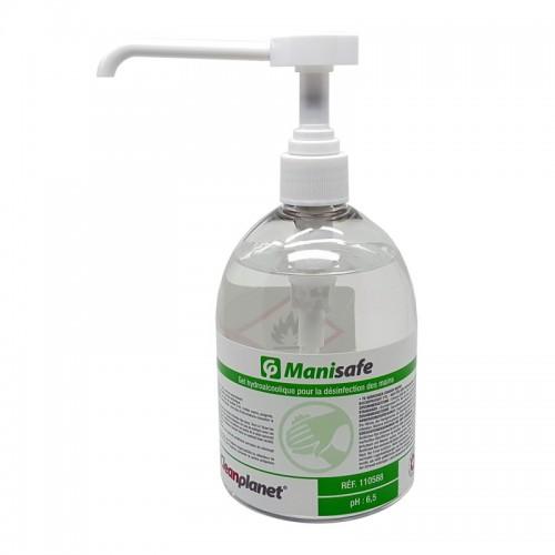 Désinfectant mains gel 500 ml