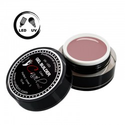 Gel Builder Color UV / LED 15ml Perfect Cover 3 No Heat