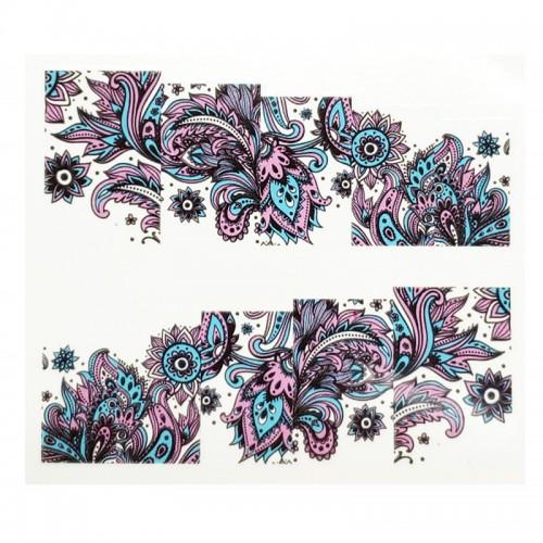Stickers Fleur YZW-137