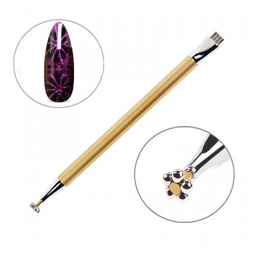 Blumenmagnet Stift für cat eye