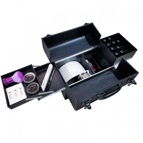 Beauty Case Luxe Pro Noir