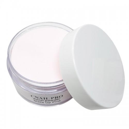 Ultrafeines Rosa Acryl Pulver. Ideal für die Gestaltung der Acryl-Nägel. Natürliche Wirkung, ultra-resistent !