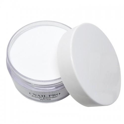 Ultrafeines weißes Acryl Pulver. Ideal für eine perfekte French Maniküre auf Ihren Nägeln. Natürliche Wirkung.