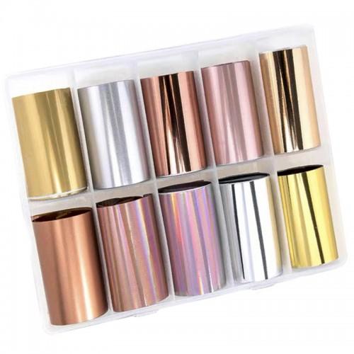 Box von Foil Mix Gold...