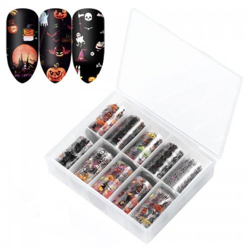 Box von Foil Mix Halloween