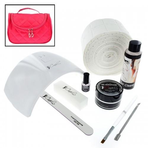UV / LED Gel Kit Verstärkung für Nägel