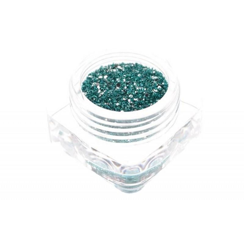 Paillettes jade