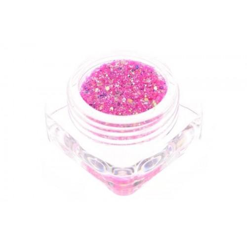 Paillettes pink