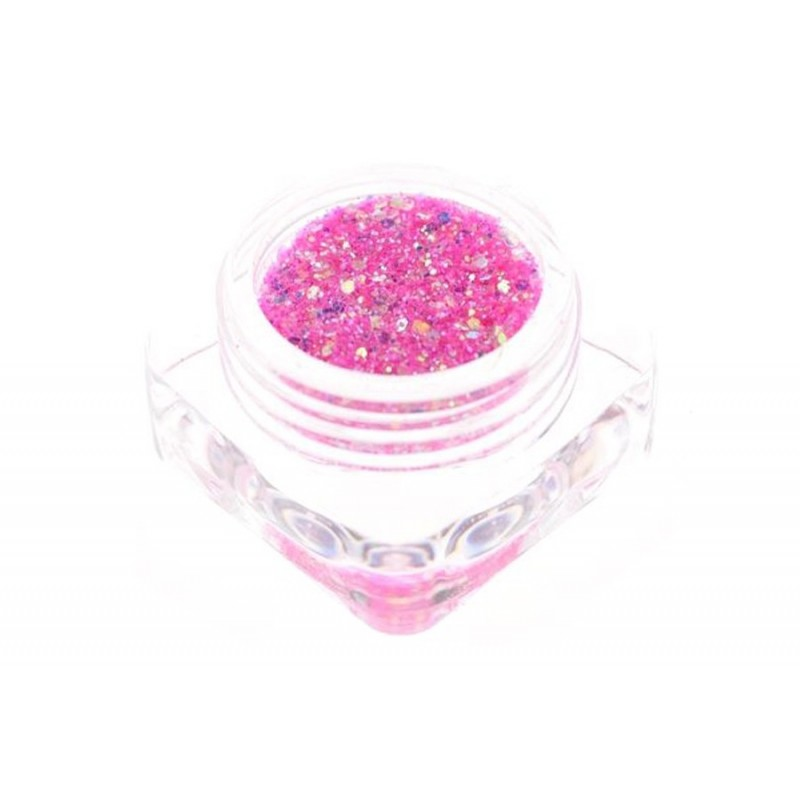 Pailletten pink