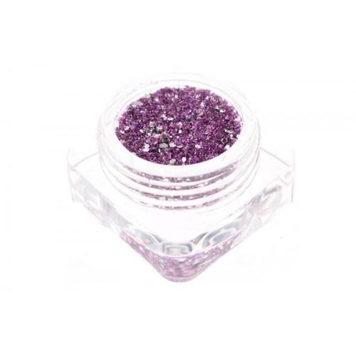 Pailletten violett
