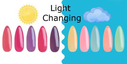 Hybrid Farben light changing 11ml