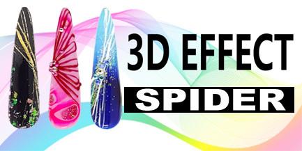 Couleurs hybrides spider 5ml