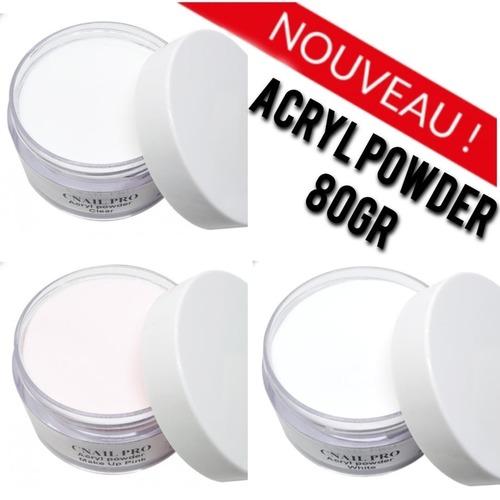 🚨  Nouveauté 🚨  Acryl Powder en plus grand format et avec un prix plus avantageux !  Prix publique à 39.50 chf; Prix professionnel à 31.60 chf.  #cnailpro #nouveauté #prixbas #acrylicnails #acrylpowder